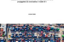 Mesures fiscales et financières pour atténuer les répercussions de la propagation du Coronavirus « Covid-19 »