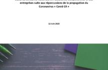 Décret-loi du Chef du Gouvernement n° 2020-30 du 10 juin 2020, portant des mesures de soutien des bases de solidarité nationale et l'assistance des personnes et des entreprises suite aux répercussions de la propagation du Coronavirus « Covid-19 ».